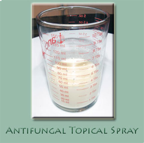 Antifungal Topical Spray